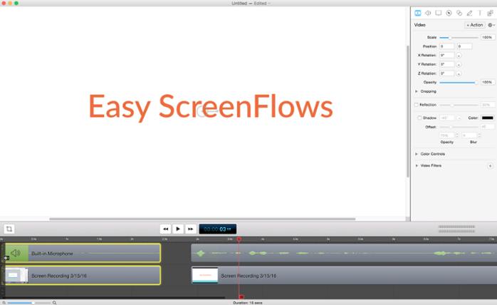 Video editing 3