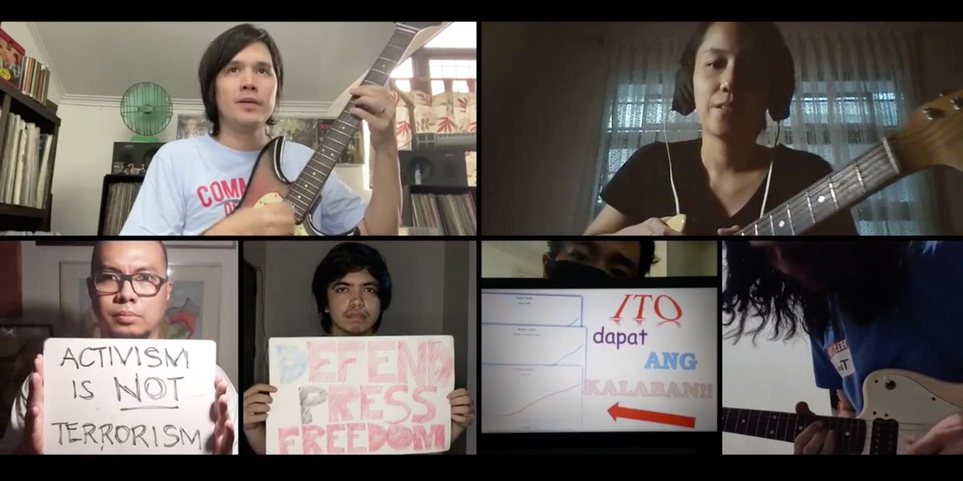 """Over 60 Filipino musicians come together for """"anthem against tyranny"""", 'Ngayon Ang Panahon' – watch"""