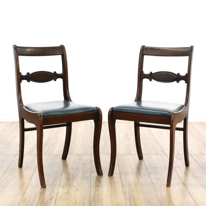 Set Of 4 Quot Russel Wright Conant Ball Quot Dining Chairs