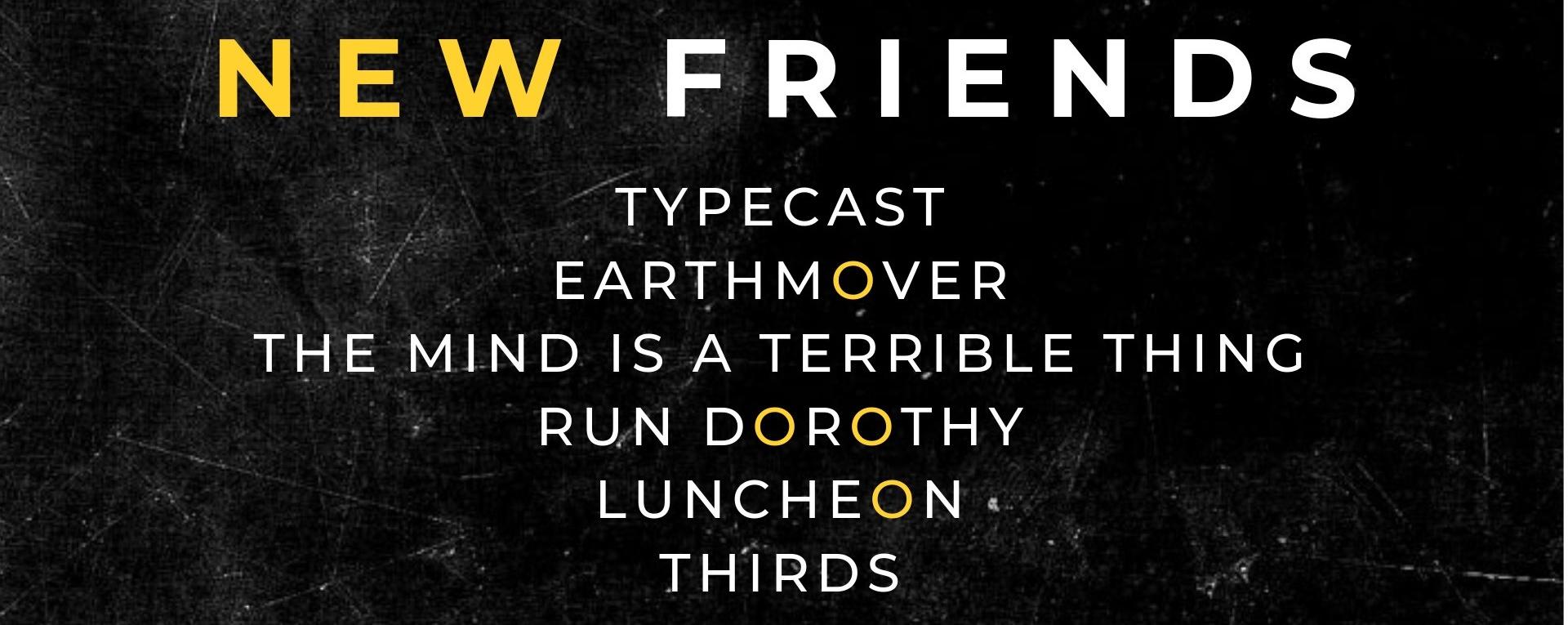 Araw Sa Gabi Presents: New Friends