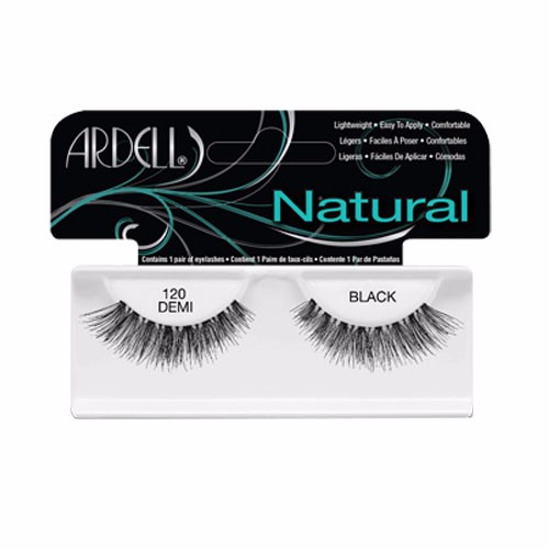 Faux Cils Natural 120 Demi Black