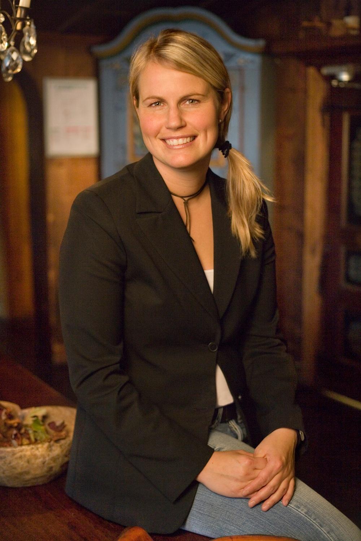 Jessica Larzon, ny anläggningschef på Mora Parken