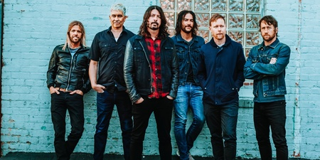 Foo Fighters release surprise live EP, launch new series – listen