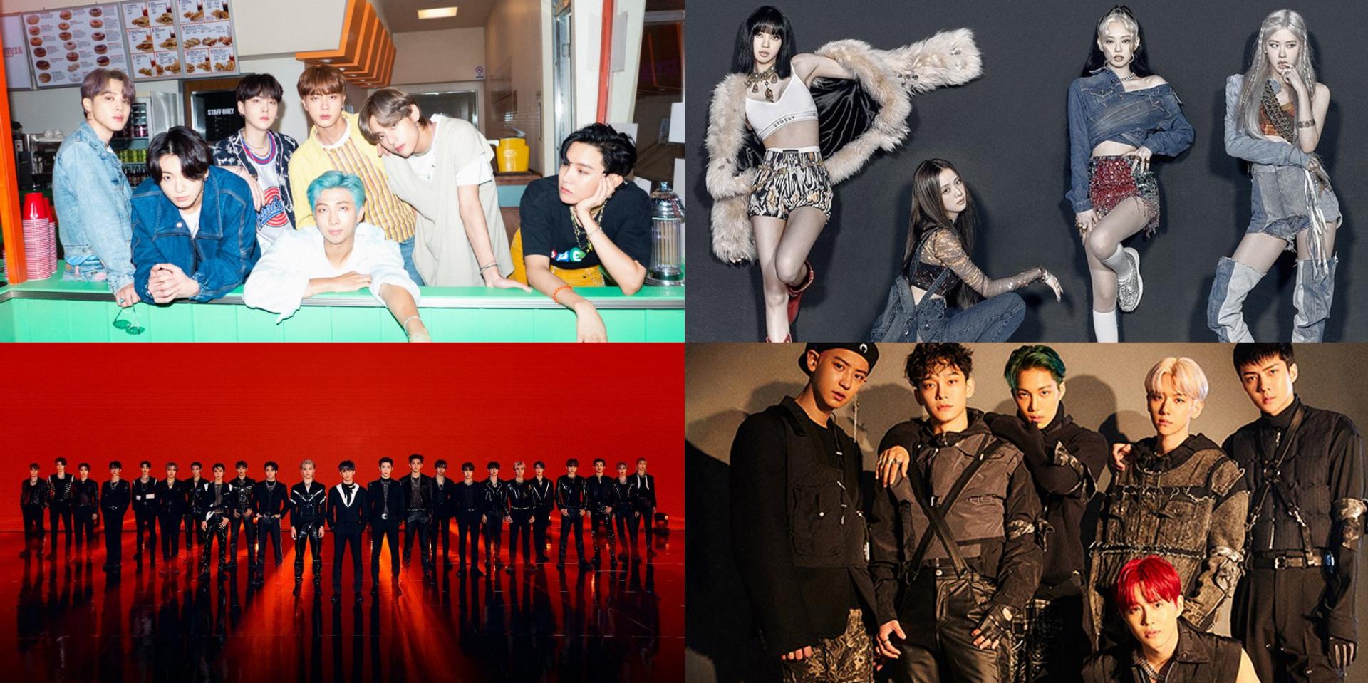 BTS, NCT, EXO, BLACKPINK dominate K-pop Twitter, 'Dynamite' most-Tweeted-about K-pop song in 2020
