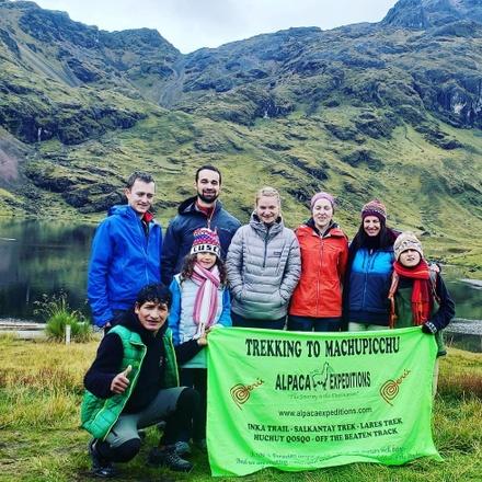 Lares Trek to Machu Picchu - 4 Days / 3 Nights