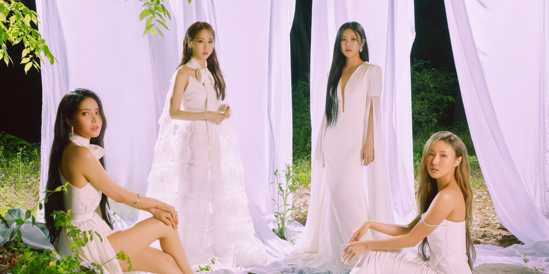MAMAMOO announce WAW online concert happening this August