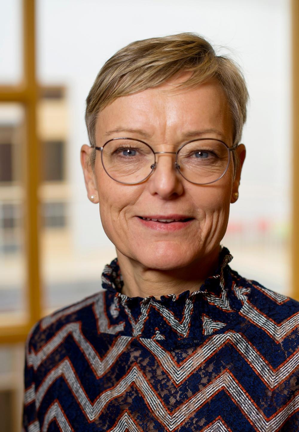 Lena Johansson, biträdande sjukhuschef