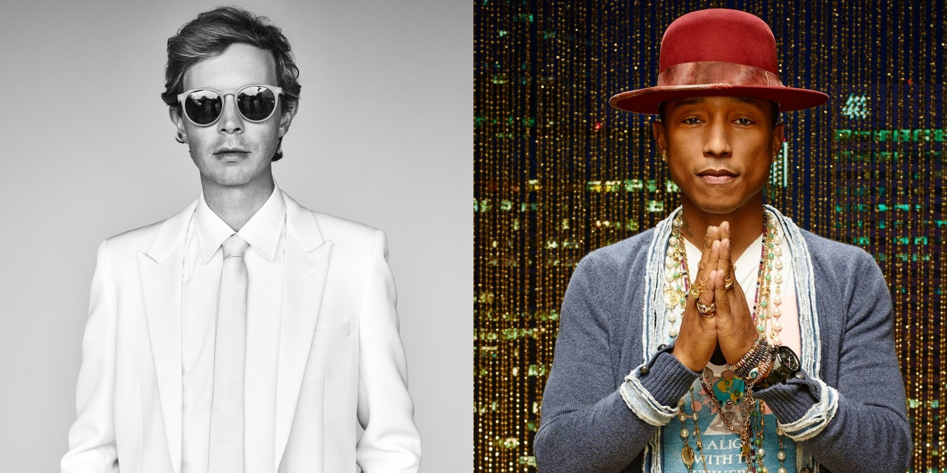 Beck announces new album, shares new single with Pharrell – listen