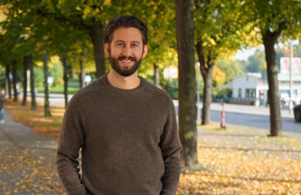 David Fauné, Country Manager på TechBuddy Sverige.