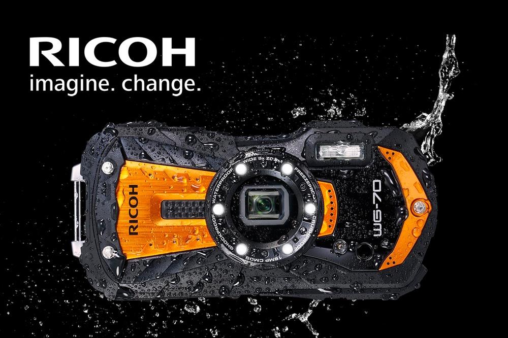 En kamera byggd för äventyr!
