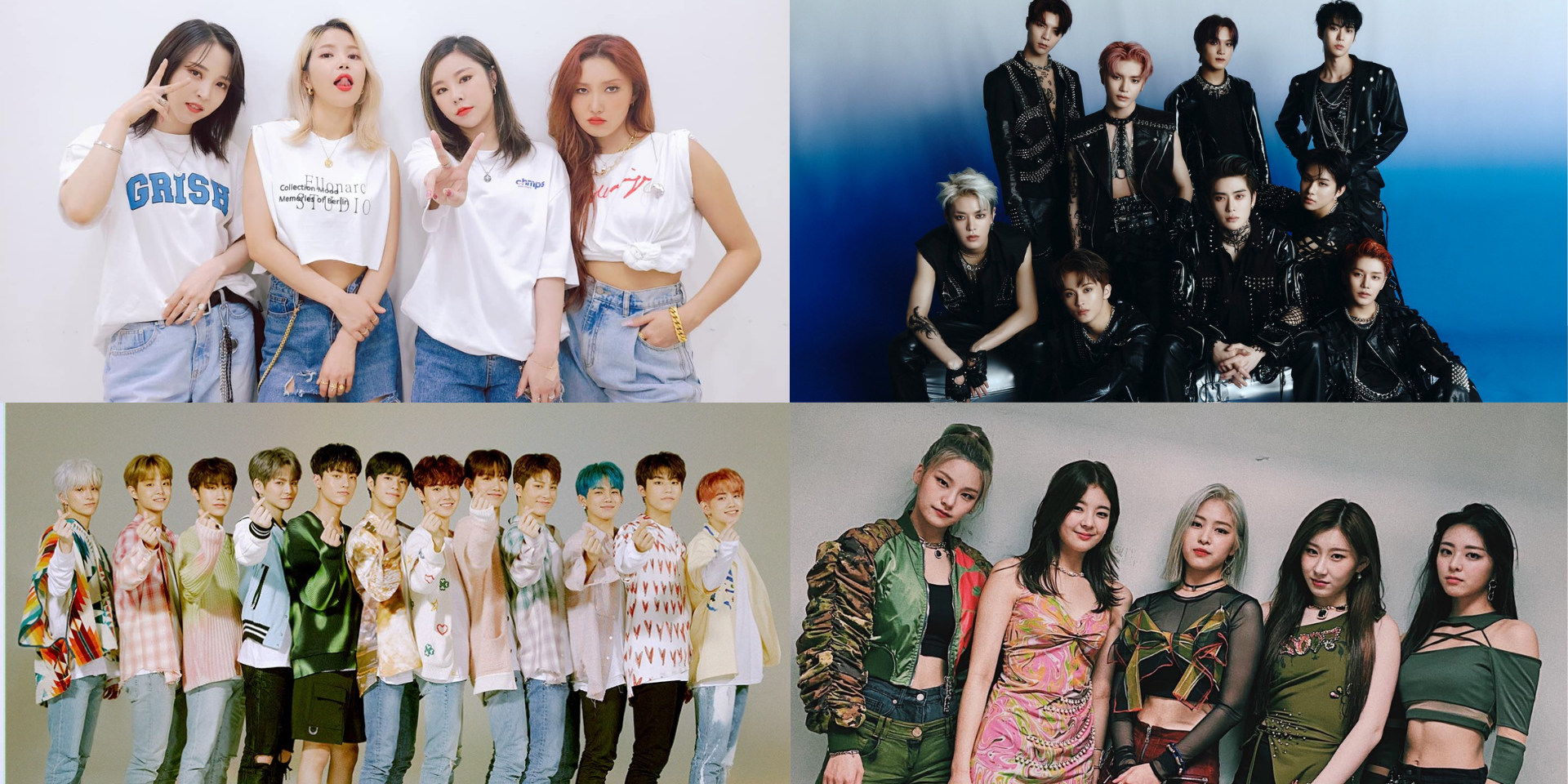 asia artist awards 2020 lineup revealed nct 127 mamamoo treasure asia artist awards 2020 lineup revealed