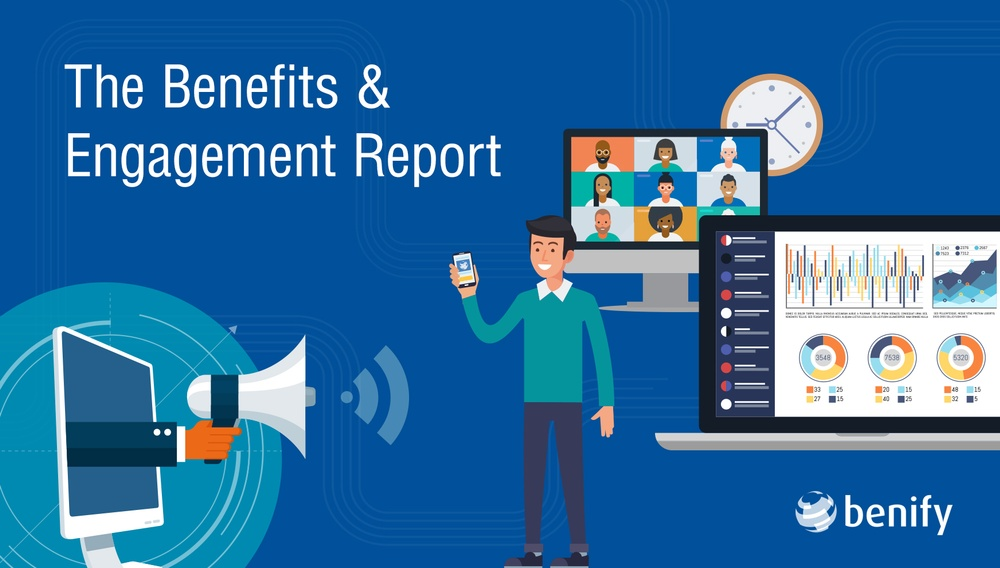 Benify's Benefit and engagement report