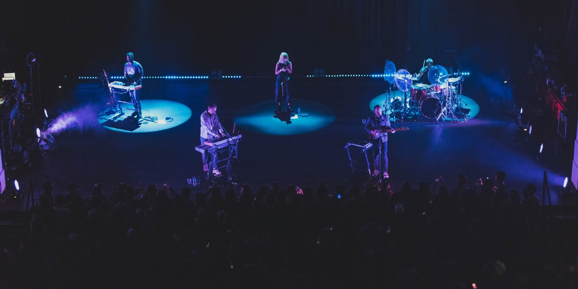 HONNE charms sold-crowd yet again – gig review