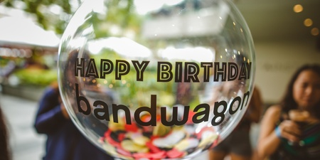 4 reasons why you should come to the Bandwagon Birthday this Thursday