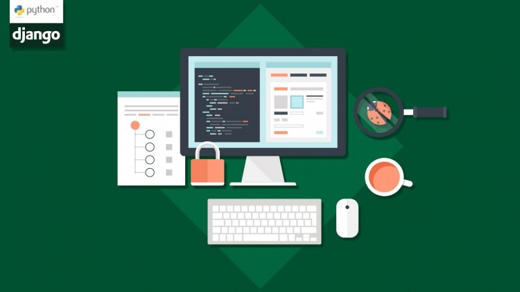 Learn Python Django From Scratch | Stone River Academy