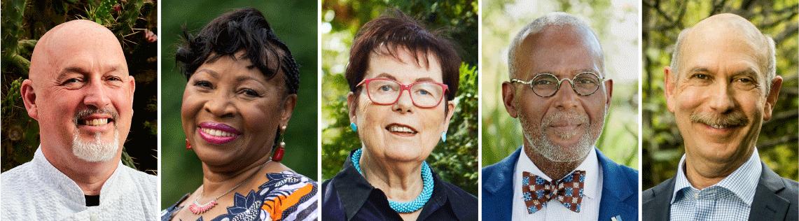 Headshots of 2022 AARP Purpose Prize Winners