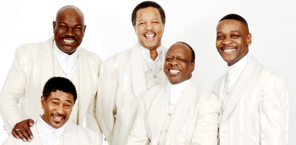 TBT - The  Spinners - Friday, July 13, 2018 - Doors: 6:30pm