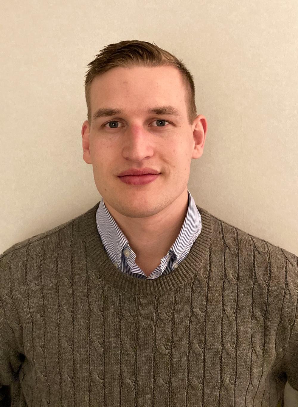 Niclas Henriksson, säkerhetsansvarig på Ahlstrom-Munksjö i Billingsfors. Foto: Ahlstrom-Munksjö