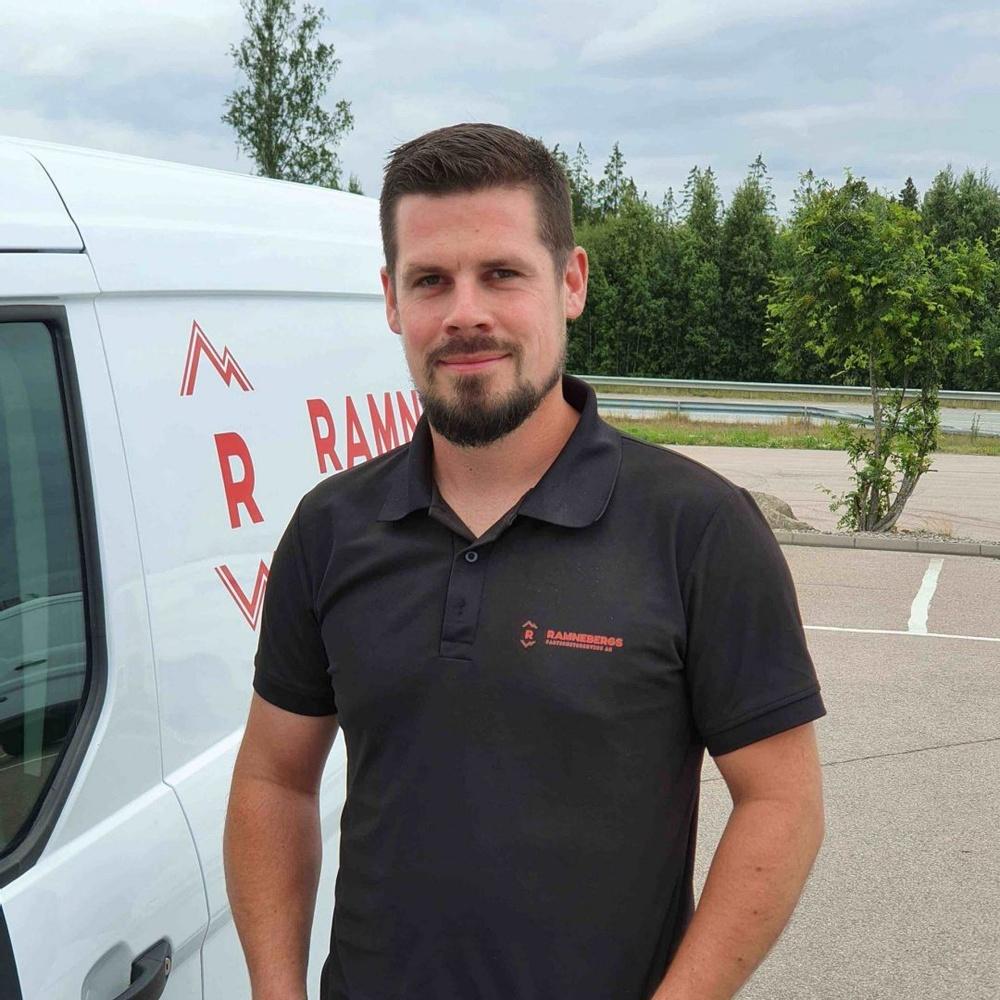 Årets Nyföretagare i Väst; Klaus Wollny, Ramnebergs Fastighetsservice