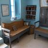 Interior 2, Stairs of (Aliyat) Rabbi Sassi, Djerba, Tunisa, Chrystie Sherman, 7/7/16