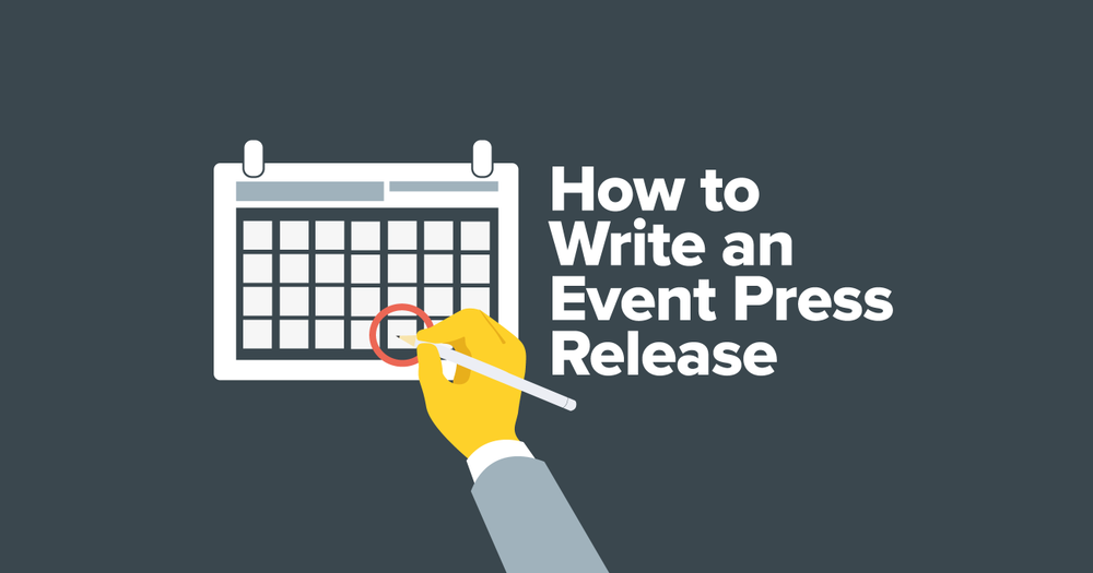 Events are a great way to launch your business or products—or even just network with relevant individuals in your market.   To promote your event, it's vital to create awareness with your target audience through earned media coverage. To do so, ...