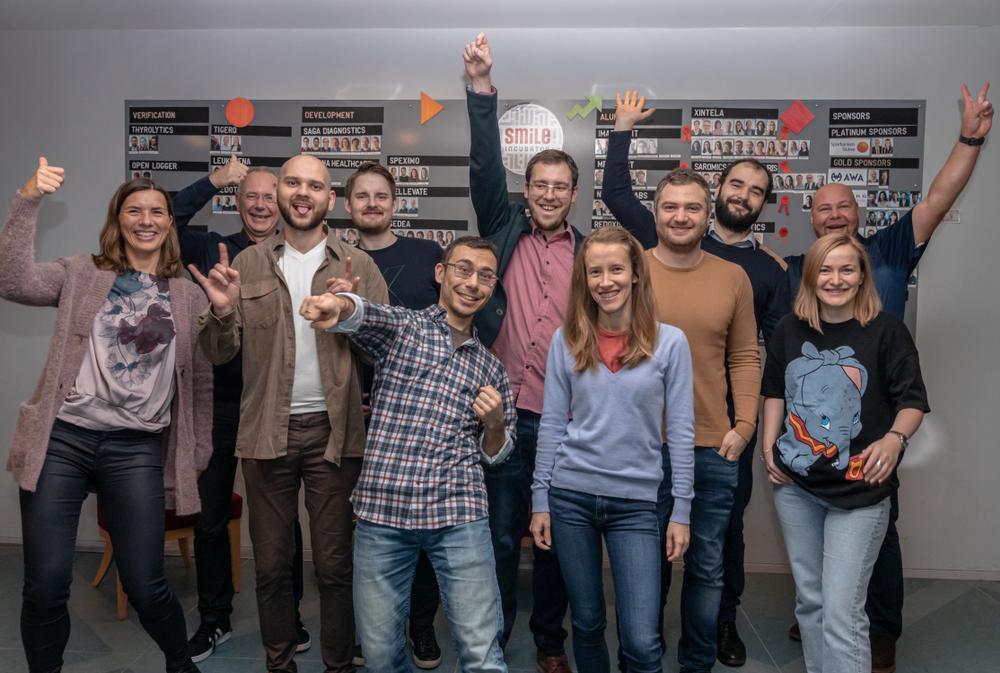 Förra årets ryska uppstartsbolag hos SmiLe