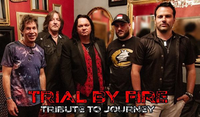 BT - Trial By Fire: Tribute To Journey - November 20, 2020, doors 6:30pm