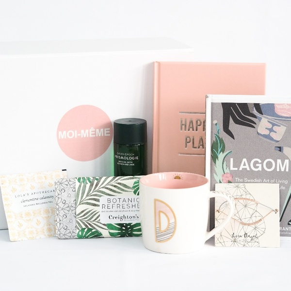The Happiness Box: Winter 2017/18