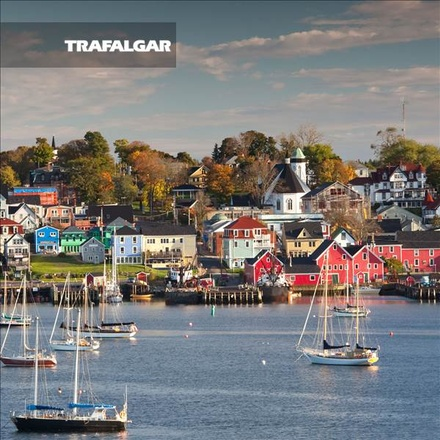Essence of Eastern Canada with Maritimes Cruise Inside Cabin
