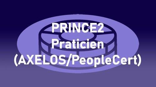 Représentation de la formation : PRINCE2 6ème édition Praticien