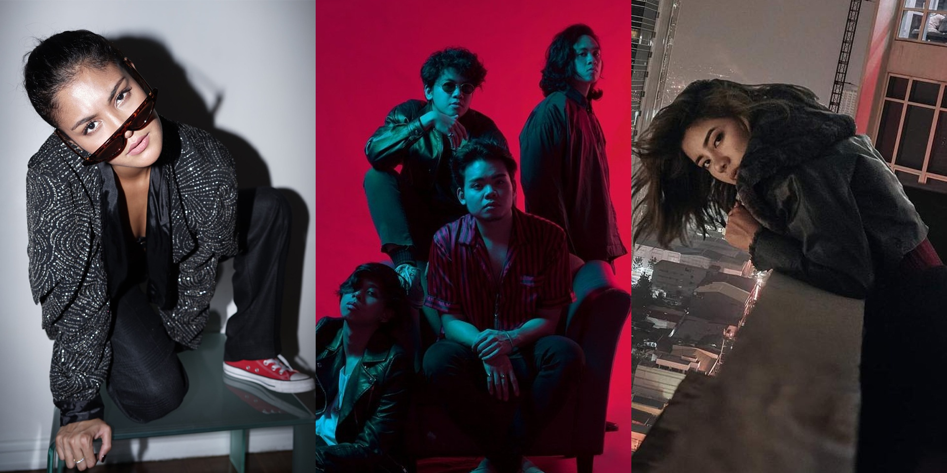 Keiko Necesario, One Click Straight, Kiana Valenciano, Itchyworms, and Quest to perform at Music Matters in Singapore