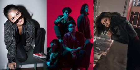 Keiko Necesario, One Click Straight, Kiana Valenciano to perform at Music Matters in Singapore