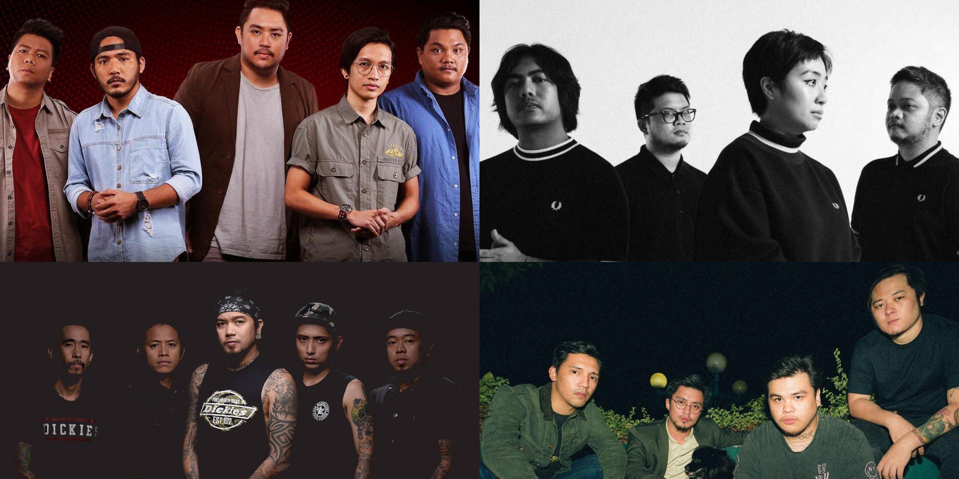 Rakrakan Festival unveils full lineup - Slapshock, December Avenue, UDD, Jejaview, and more