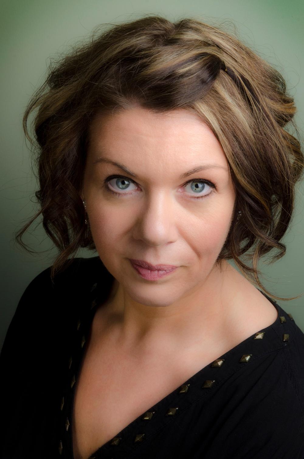 Foto: Johanna Sterner AnnLouice Lögdlund, sopran