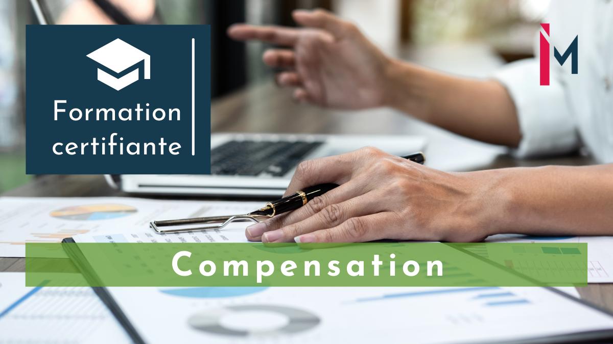 Représentation de la formation : Rémunération variable court terme formation certifiante