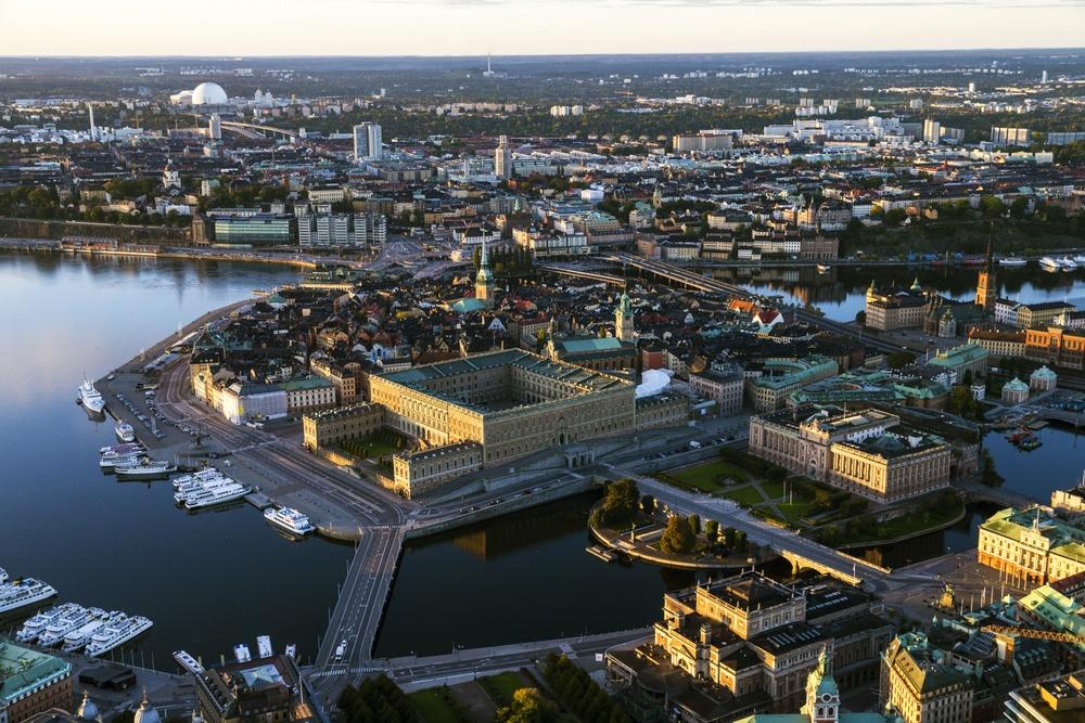 Tele 2 arena Stockholm