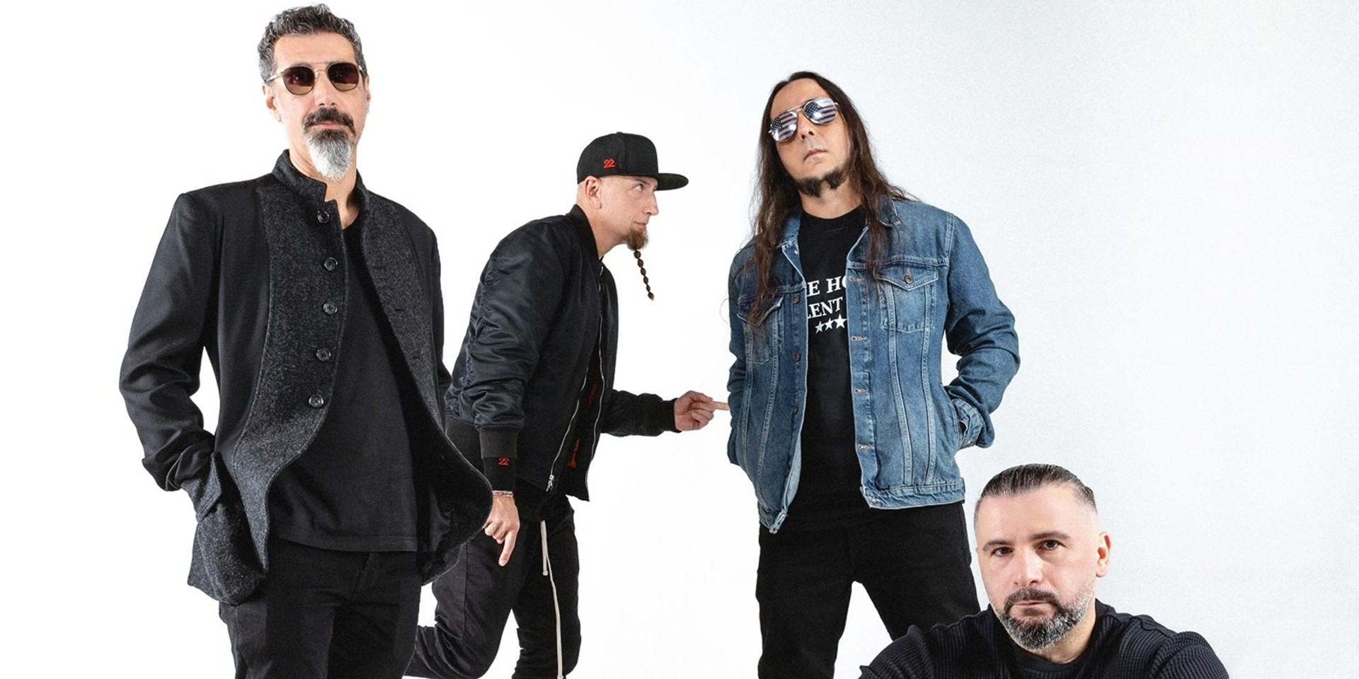 """System Of A Down return with new music after 15 years: """"This is not the time to turn a blind eye."""""""