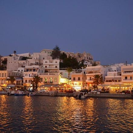 Sailing Greece - Santorini to Athens