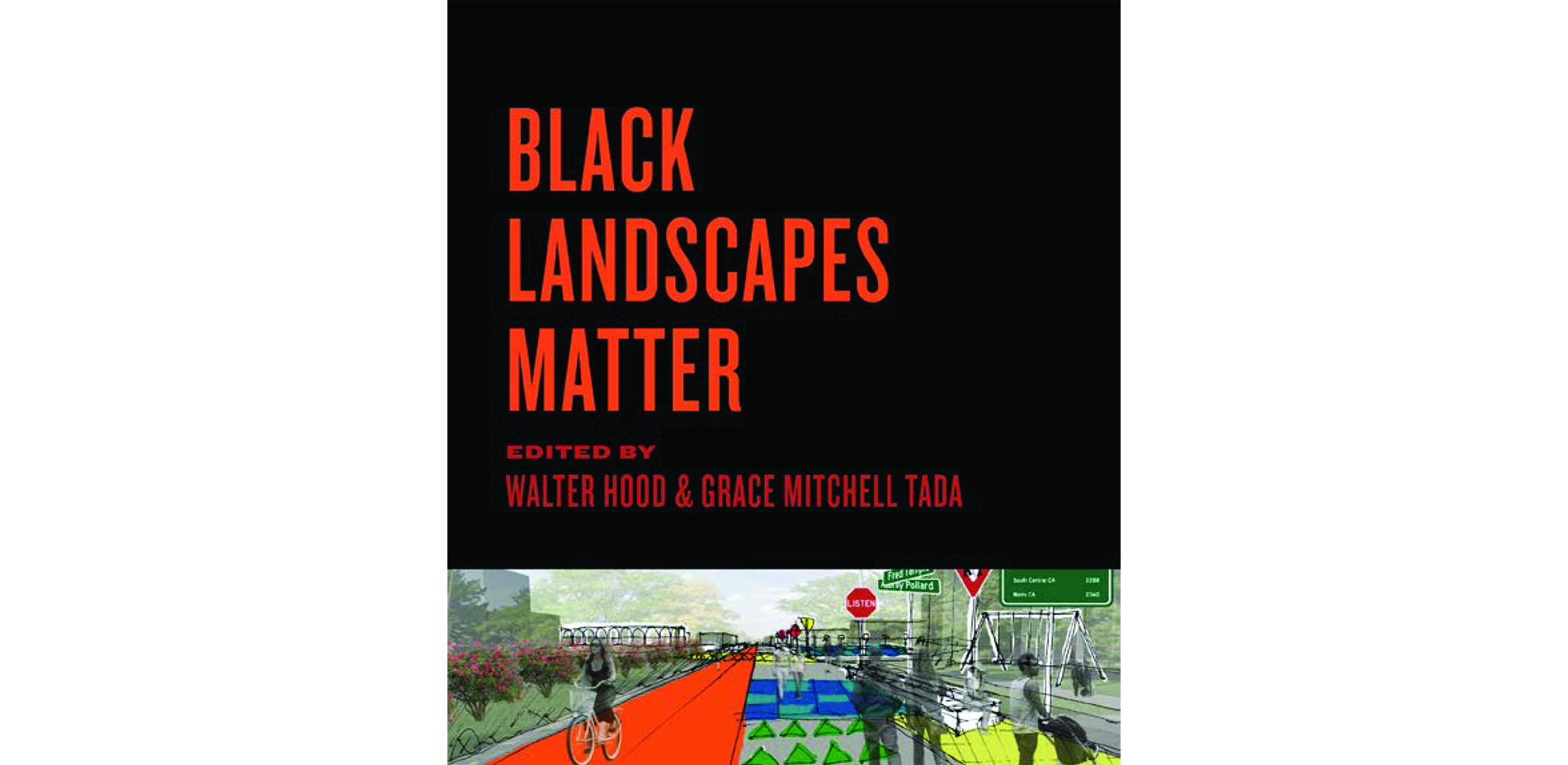 Black Landscapes Matter, cover