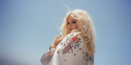 Kesha releases sarcastic new song, 'Rich, White, Straight, Men' – listen