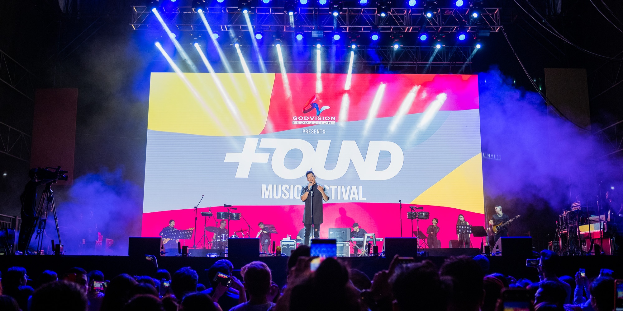Gary Valenciano, Citipointe Worship, IV of Spades, and more sing their praises at Found Music Festival 2020 – photo gallery