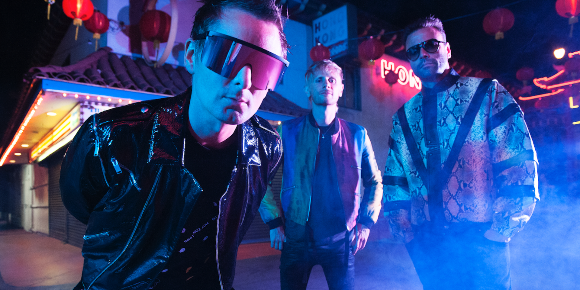 MUSE to perform in Singapore for F1 2019