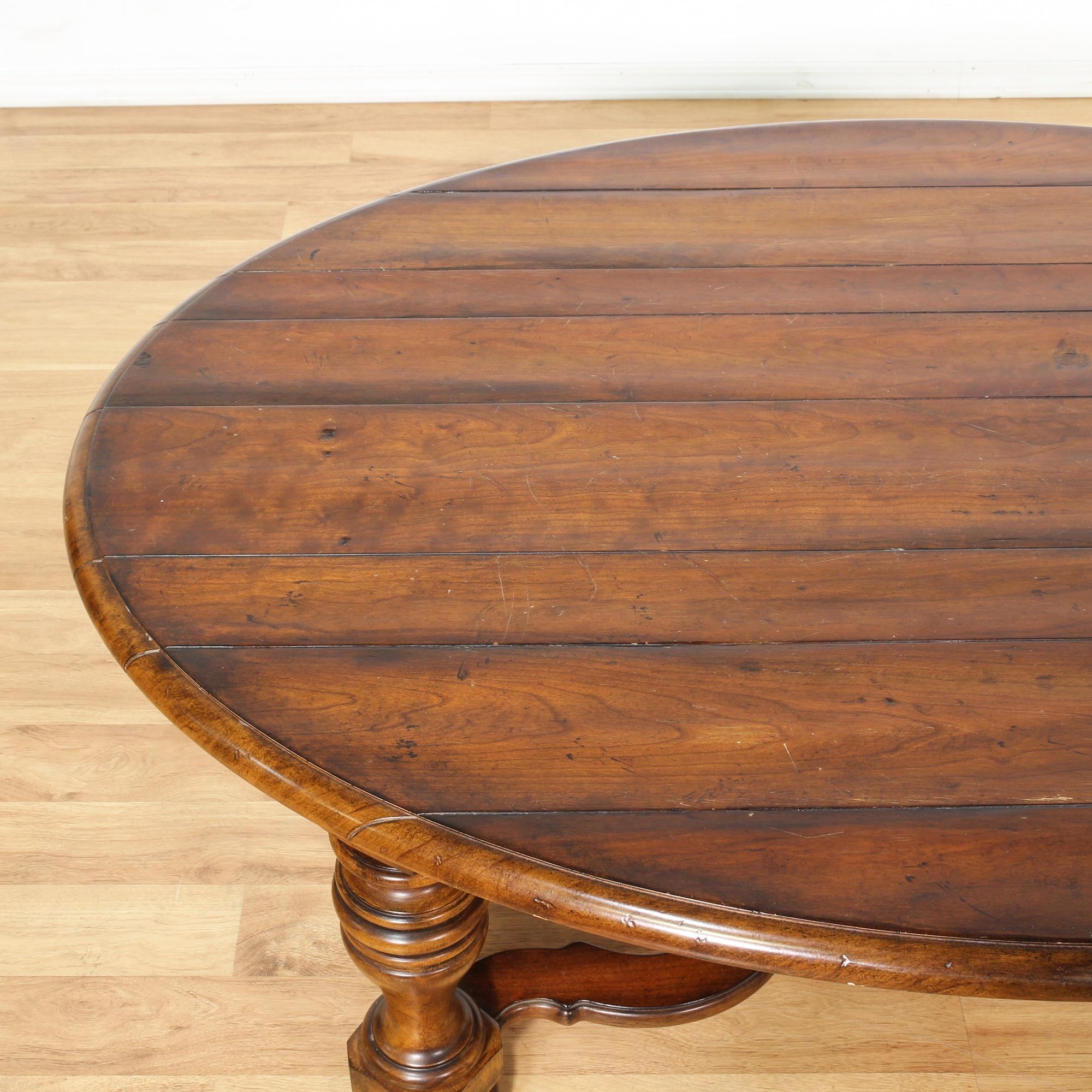 Oval Coffee Table Mahogany: Loveseat Vintage Furniture