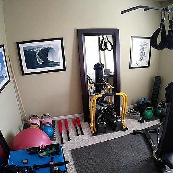 Series: Show Us Your GYM SH*T At Home! Image