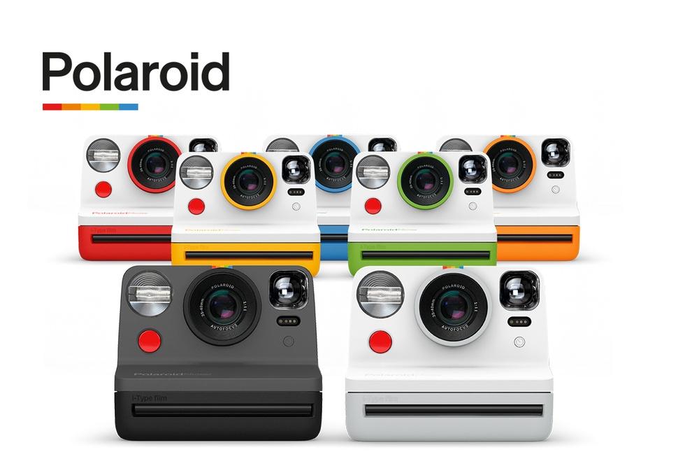 Nový fotoaparát, nový vzhled, nový Polaroid