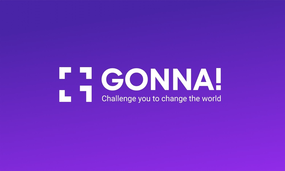GONNA! challenge you to change the world