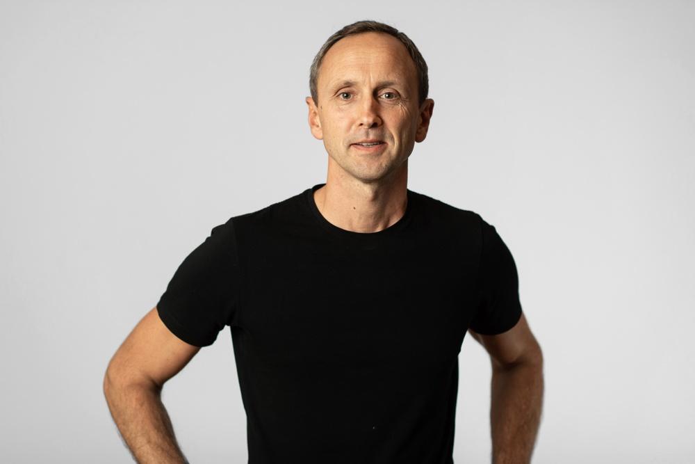 Anders Wahrnberg, ungdomsansvarig och sportchef dam BK Häcken.
