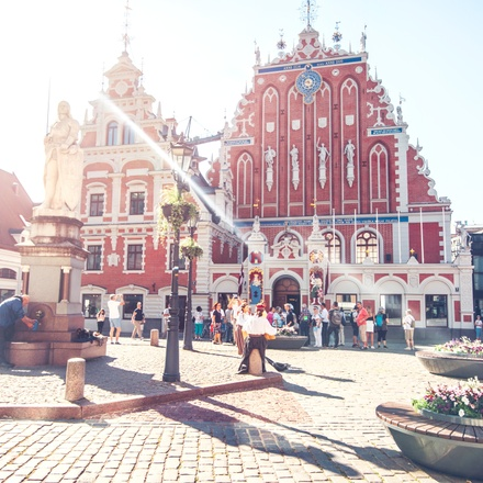Highlights of the Baltic States in 8 Days (Private Tour)