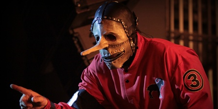 Slipknot announces departure of percussionist Chris Fehn