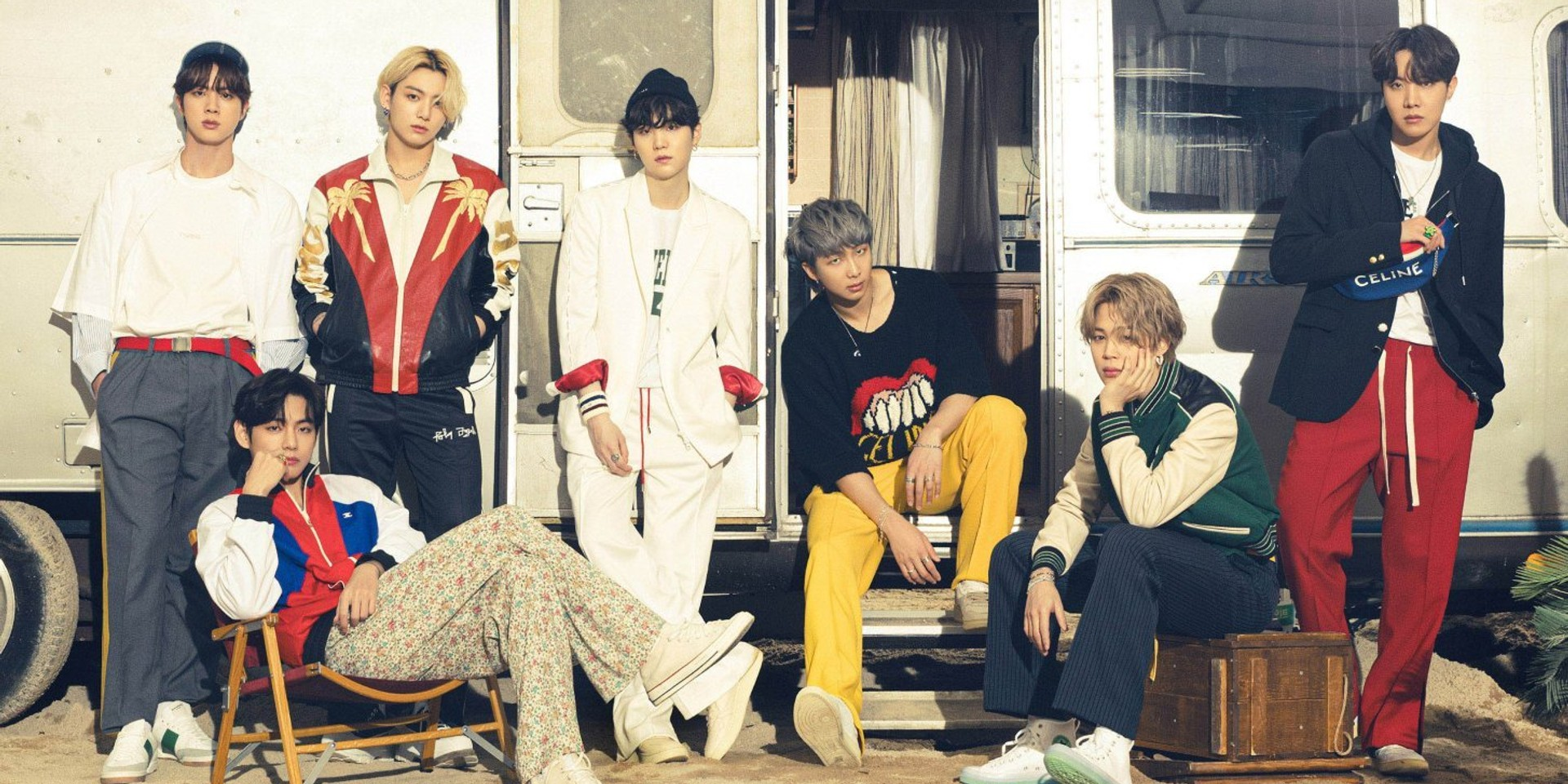 BTS release new Japanese compilation album 'BTS, THE BEST', 1.1 million copies sold on first day